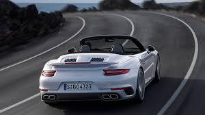 porsche 911 turbo 2016. porsche 911 turbo and s facelift finally revealed 2016 a