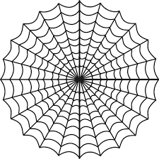 web drawing spiders web clip art free vector in open office drawing svg svg
