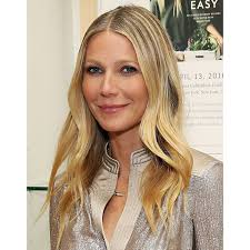 gwyneth paltrow looked every inch a beauty icon as she signed copies of her new book