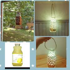 reusing glass bottle for hanging lamp diy little home decor youtube