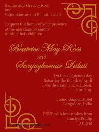 Create Wedding Invitation India Design Wedding Invitations Online