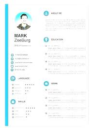 Word Doc Resume Template Download Free Resume Templates For Word Airexpresscarrier Com