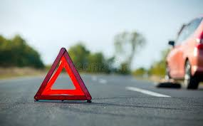 Resultado de imagem para triangulo + acidente