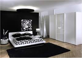 Black And White Decorations For Bedrooms Bedroom Black Wall Design Back In Black White Canopy Bed Cool