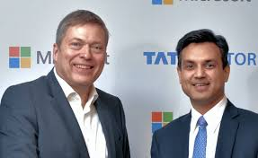 Microsoft Confirms Rumoured Partnership With Tata Motors Mspoweruser
