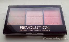makeup revolution ultra sculpt contour kit review highlighter on flipboard by loevens