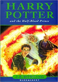 harry potter and the half blood prince j k rowling 9780747581086 amazon books