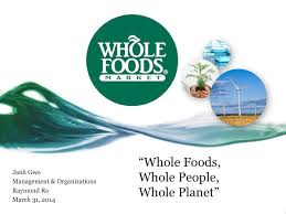 Whole Foods Organizational Structure Chart Whole Foods Organizational Structure And Culture