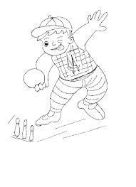 Bambini Che Giocano 2 Disegni Per Bambini Da Colorare