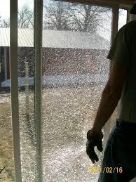 sliding glass door just shattered images