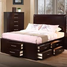 modern wood beds. Plain Wood Wooden Bed With Storage Drawers Inside Modern Wood Beds L