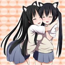 """Résultat de recherche d'images pour """"image manga fille amie"""""""