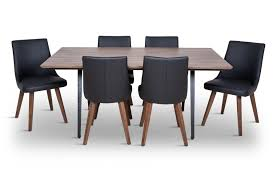 rice furniture manhattan dining table soft sand with leather room lincoln chair black picture kitchen set blue chairs upholstery low back parsons side and