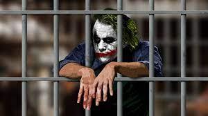 Joker in Jail Movie Scene of Batman HD ...