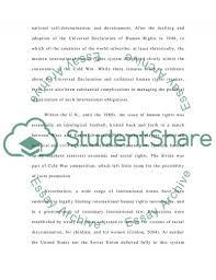 international human rights essay example topics and well written  international human rights essay essay example