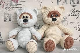 Crochet Teddy Bear Pattern Classy Honey Teddy Bears In Love Crochet Pattern Amigurumi Today