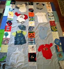 Baby Clothes Quilt (almost complete!) | Things I've Made ... & Baby Clothes Quilt (almost complete!) Adamdwight.com