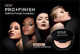 new review make up for ever pro finish foundation