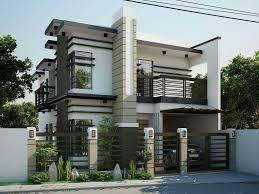 House Design 2 Storey Modern Sophisticate Modern Double Storey House Design Philippines