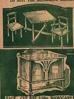 miniature dollhouse furniture woodworking. free plans woodworking resource from fine scrollsaw projects fullsized templates instructions scrollsawing scrollsawn patternmaking miniature dollhouse furniture