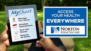 Norton Healthcare My Chart