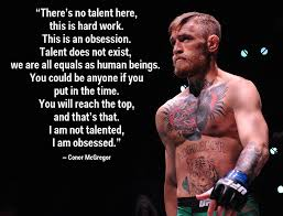 Conor Mcgregor Hd Wallpaper Quotes UFC Champion Conor McGregor On What It Takes To Be Successful 6