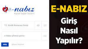 e Nabız giriş nasıl yapılır? E Nabız kayıt ol - e Nabız nedir? - Son Dakika  Haberler Milliyet
