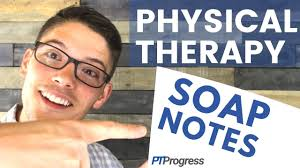 Physical Therapy Soap Note Example