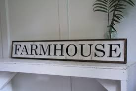 farmhouse 7x48 sign distressed shabby chic wooden sign painted wall art elegant farmhouse