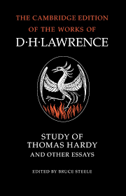 study of thomas hardy and other essays the cambridge edition of study of thomas hardy and other essays the cambridge edition of the works of d h lawrence d h lawrence bruce steele 9780521272483 com