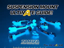Rc Shock Oil Comparison Chart Tamiya Suspension Mount Ultimate Setting Guide And Charts