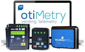 Modular Vending Machines Interesting OtiMetry M48M Management Telemetry For Vending Machines