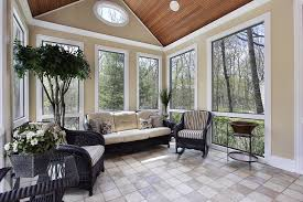 sun room furniture. Upscale Sunroom With Comfy Furniture Sun Room A