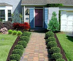 ... Front Yard Ideas Landscaping Ideas For Front Yard Ranch House Amazing  Cheap Decorating Modern Front Yard ...