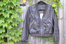 project gravitas ashlee piper the little foxes cornelia guest vegan leather jacket giveaway