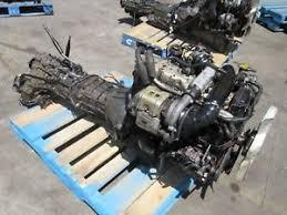 JDM Toyota Hilux 2 L 2L-TE Turbo Diesel Motor 4x4 2 L ECU de ...