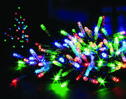 100 led lights christmas connectable christmas lights multi colored indoor outdoor uses energy saving no special