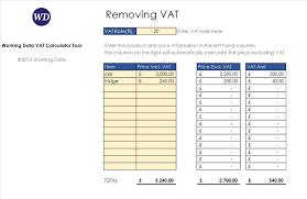 Vat Calculation Formula In Excel Download How To Remove Vat Or Add Vat With Vat Calculator V2 0