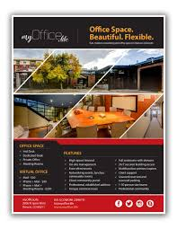 office space for lease flyer entry 99 by uniquegraphix for flyer for coworking office space for