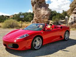 Awesome Great 2007 Ferrari 430 Red/Tan 2007 Ferrari F430 Spider ...