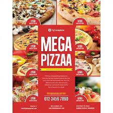 The Flyer Ads Restaurant Menu Flyer Ads