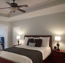 Master Bedroom Sherwin Williams Silverpointe Gray Paint Pertaining To Size  3444 X 3296