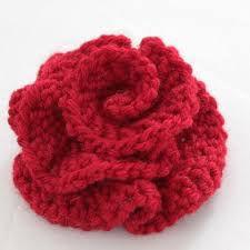 Knitted Flower Pattern Stunning TOP 48 Free Flower Patterns To Knit This Spring Knitting Patterns