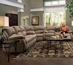 sectional couches with recliners. Sectional Sofas With Cup Holders Sofa Blue And White Couch Chair . Couches Recliners U