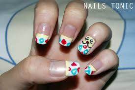NAILS TONIC: Togepi inspired nail art