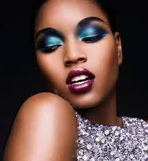 how to choose makeup and eye colors for your dark skin tone black skin care