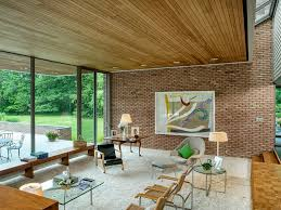 Home Designs: Exposed Brick Wall - Brutalism