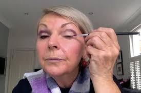 older women define your eyes and lips over 50 you beginner eye makeup tips tricks eyes makeup tips easy makeup