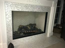 tile for fireplace surround modern tiled ideas granite installation decor remodeling