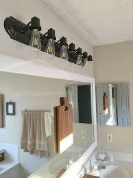 Long Bathroom Light Fixtures 10 Bathroom Vanity Lighting Ideas The Cards We Drew